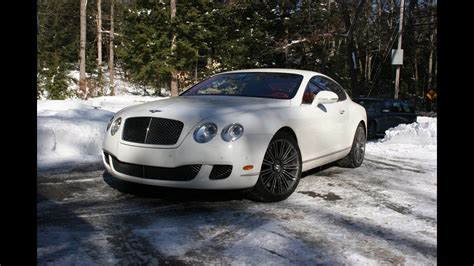 how do cars engines work 2010 bentley continental flying spur interior lighting 2010 bentley continental gt speed review youtube