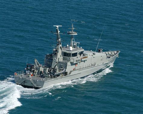 Armidale Class Patrol Boat Specifications by 2 Nouveaux Patrouilleurs Pour La Marine Belge Page 11