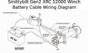 Smittybilt Gen2 Xrc 12000 Winch 97412 Specs