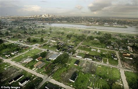 Barriers around new orleans (figure 4.13). The $14 billion system of levees built around New Orleans ...