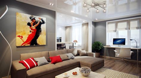 Black Red And Gray Living Room Ideas by Red And Black Wall Painting Ideas Interesting Ideas For Home