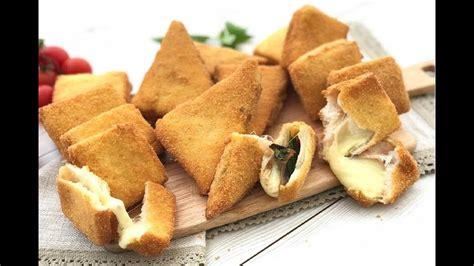 mozzarella in carrozza ricetta originale 3 idee mozzarella in carrozza ricetta originale fritta e