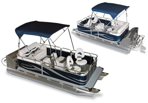 Quest Pedal Boat by Ohio Pontoon Boat Manitou Pontoon Dealer