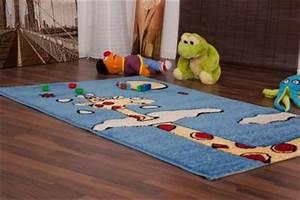 Teppichboden Für Kinderzimmer : neu kinderzimmer teppich 133x190cm giraffe kinderteppich teppichboden l ufer ebay ~ Orissabook.com Haus und Dekorationen