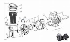Hayward Powerflo Vs 300 - Sp1580x15vsp Parts
