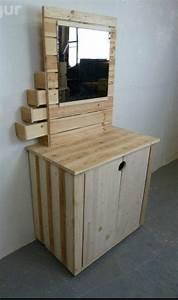 1000 idees sur le theme ilot de cuisine palette sur With marvelous fabriquer un meuble d entree 0 fabriquer un meuble de rangement pour une entree