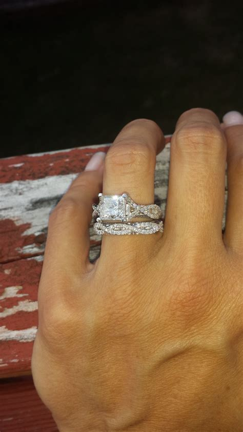 3 carat princess cut engagement ring weddingbee page 2