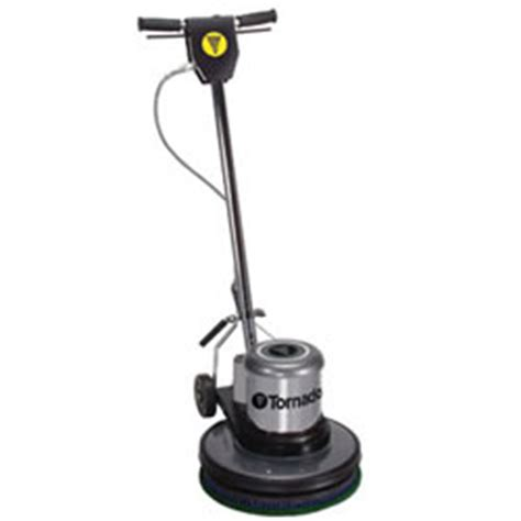 Hardwood Floor Buffing Machine by Tornado M17 Electric Floor Buffer Machine