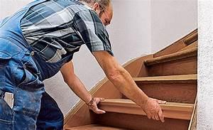 Holztreppe Selber Bauen : holztreppe renovieren treppen fenster balkone ~ Frokenaadalensverden.com Haus und Dekorationen