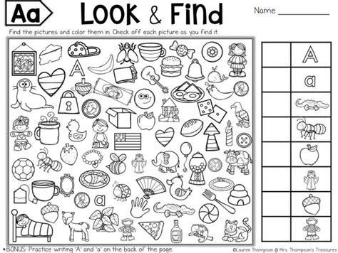 find  hidden objects worksheets worksheets