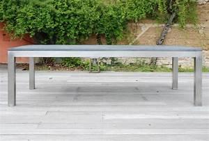 Table Pour Terrasse : tables de jardins tous les fournisseurs table de jardin plastique table de jardin en bois ~ Teatrodelosmanantiales.com Idées de Décoration