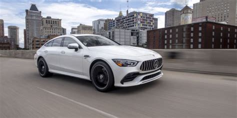 It has twice the doors and twice the seats of any amg gt before it. 2021 Mercedes-Benz AMG GT 4-Door Coupe - My Own Auto