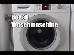 Bosch Waschmaschine Reparaturanleitung : bosch avantixx 7 exclusiv waq28440 waschmaschine doovi ~ Michelbontemps.com Haus und Dekorationen