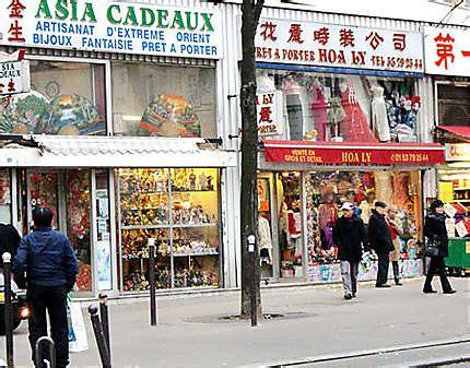 tour du monde à le quartier chinois quartier chinois 13ème arrondissement routard com