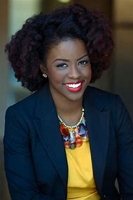Black Woman Professional Headshot