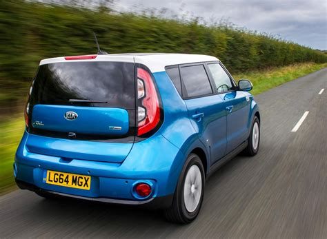 Ev Electric by The Kia Soul Ev Go Electric Drive Co Uk