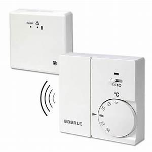 Funk Thermostat Heizkörper : thermostat funk set rtr eberle festanschluss ~ Orissabook.com Haus und Dekorationen