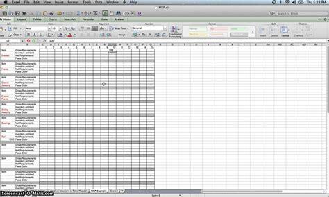 requirements spreadsheet template excelxocom