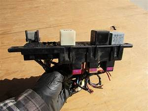 Audi Tt Mk1 8n Relay Fuse Holder Box Under Dash 8l0941822