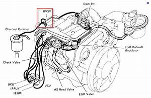 2002 Toyotum Engine Diagram