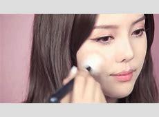 Cheerleader Makeup Mugeek Vidalondon Korean Makeup Tutorial Pony Makeup Vidalondon
