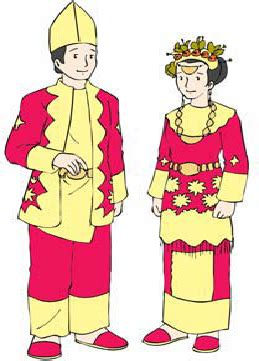 kartun pakaian adat toraja general solusindo kartun pakaian adat toraja general