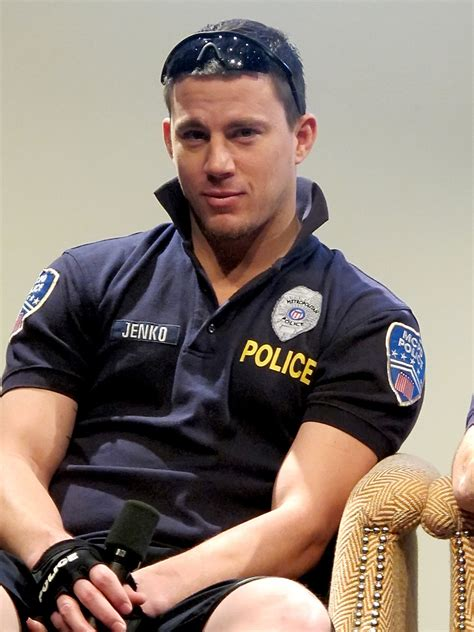 Badboys Deluxe Channing Tatum Thespian