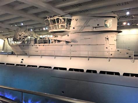 U Boat U 505 by U 505 Submarine Periscope Images