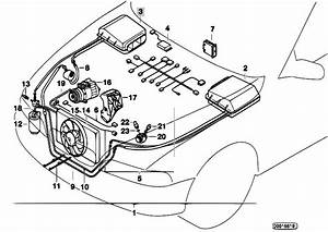 Original Parts For E39 525tds M51 Sedan    Heater And Air