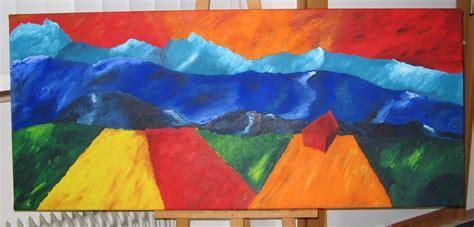 murnauer landschaft malerei farben expressionismus