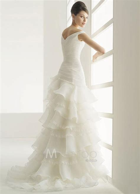 wedding dresses ivory ivory informal wedding dress wedding gown