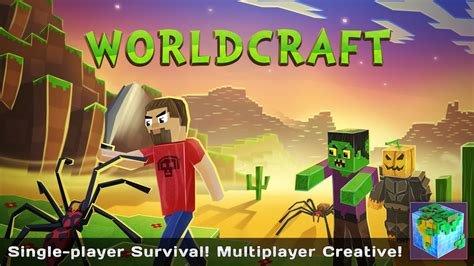 Amazoncom Worldcraft  3d Build & Craft Appstore For
