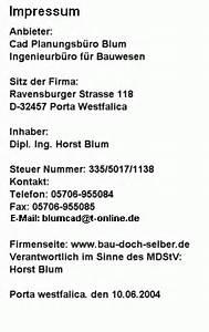 Baukosten Nach Gewerken : impressum und agb des planungsb ros blum ~ Lizthompson.info Haus und Dekorationen