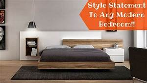 Modern, Bed, Designs, Collection, You, Must, See-, Plan, N, Design
