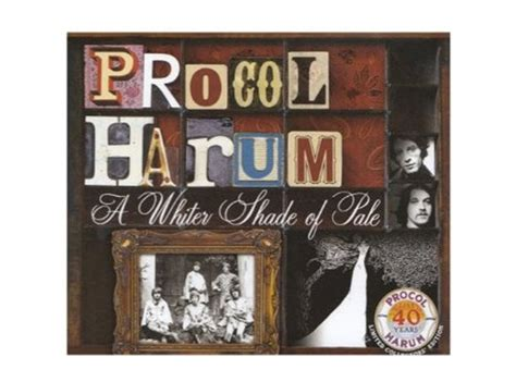 songs with colors in them whiter shade of pale procul harum 1967 every song we
