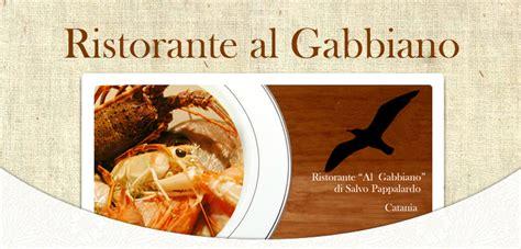 Ristorante Al Gabbiano Catania Ristorante Catania Al Gabbiano Di Salvo Pappalardo Via