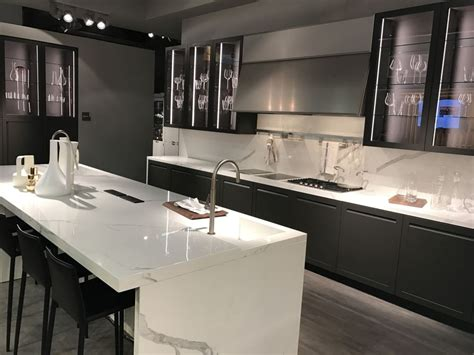 Keep Up With The Waterfall Countertop Trend  Looks That