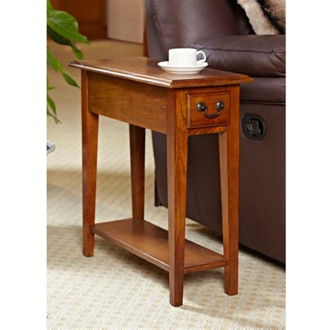 chair and end table perfect small end table with drawer homesfeed