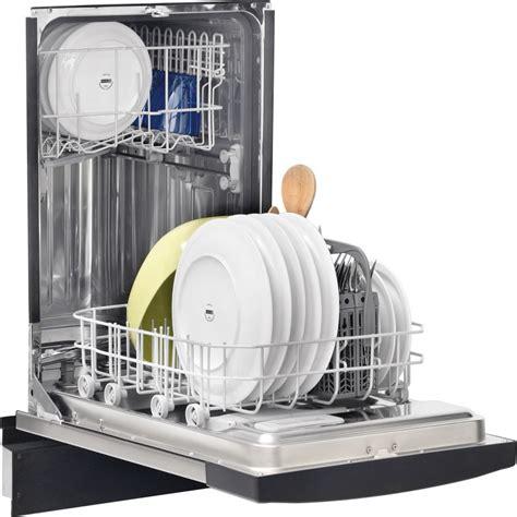 frigidaire ffbdms  full console dishwasher   wash cycles  wash levels energy