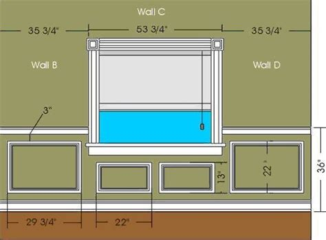 Image Result For Proper Height For Beadboard Wainscoting