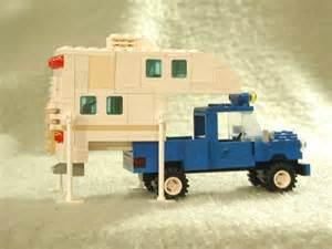 LEGO Pickup Truck Camper