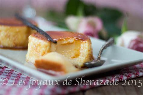 flan au lait concentr 233 sucr 233 facile les joyaux de sherazade