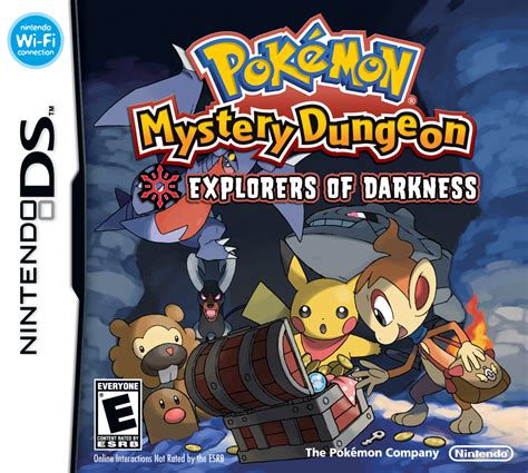 majin l mystery dungeon mystery dungeon explorers of darkness ds