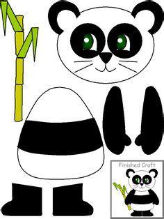 bricolage rouleaux papier toilette 1000 images about panda on pandas panda craft and panda
