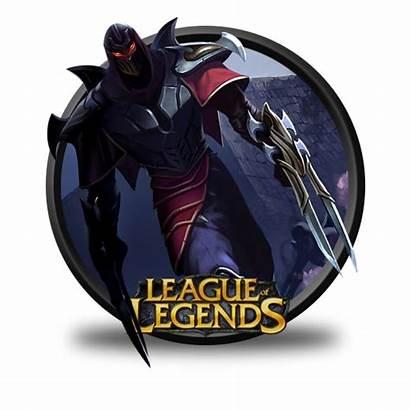 Zed Legends League Icon Transparent Icons Fazie69
