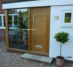 oak doors oak doors contemporary doors bespoke doors With porch interior ideas uk