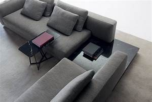 Sofa table design sofa with table built in astonishing for Sectional sofa with corner table