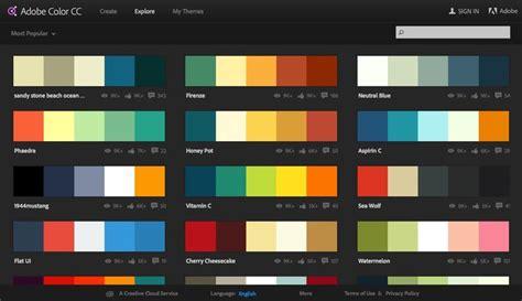 adobe color cc  color scheme assistant