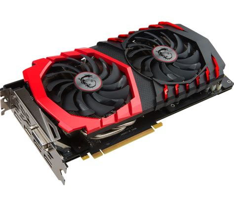 best geforce graphics card msi geforce gtx 1060 gaming graphics card deals pc world