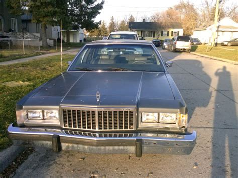 how do i learn about cars 1987 mercury topaz transmission control mercury grand marquis full size 1987 gray for sale 2mebm75f7hx715954 1987 mercury grand marquis